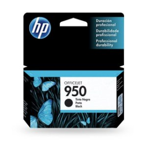 Cartucho HP 950 Preto 24ML
