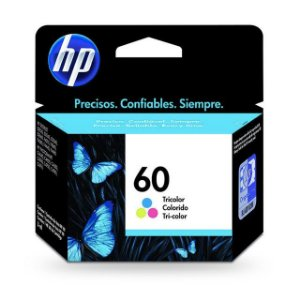 Cartucho HP 60 COLOR