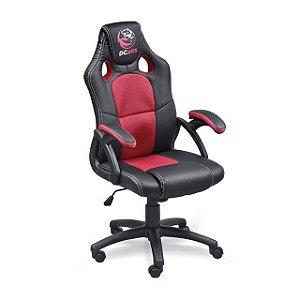 Cadeira Gamer PCYes Mad Racer V6 Vermelha