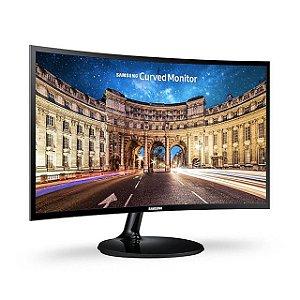Monitor Curvo Samsung 24'' CF390