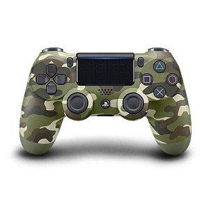 Controle PS4 Original Camuflado