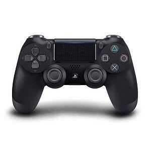 Controle PS4 Original Preto