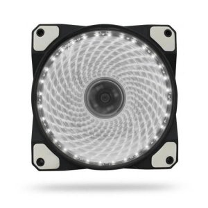 Cooler Fan 120mm P/Gabinete com 32 Leds Brancos GameMax GMX-GF12W
