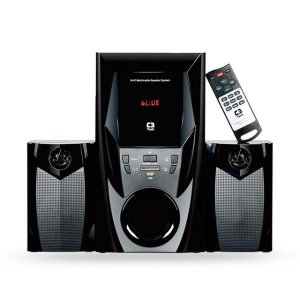 Subwoofer Mini System Bluetooth 44W C3Tech SP-365B BK