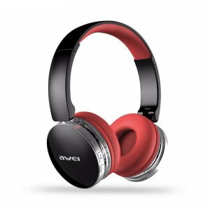 Headphone Wireless AWEI A500BL Vermelho