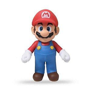 Boneco Borracha Mario Nintendo