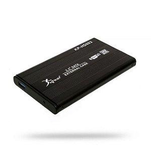Case 3.0 Para HD Sata 2.5 Knup KP-HD003