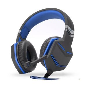 Headset Celular/PS4/Xbox One Knup KP-433 Azul