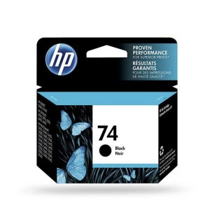 Cartucho HP 74 Preto 5,5ML