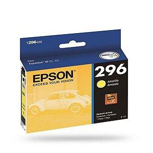 Cartucho EPSON 296 Amarelo