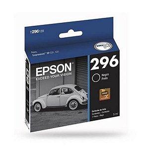 Cartucho EPSON 296 Preto 4ml