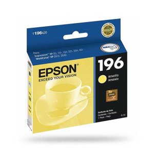 Cartucho EPSON 196 Amarelo