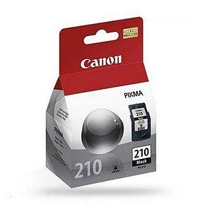 Cartucho CANON 210 Preto 9ML