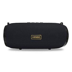 Caixa de Som Bluetooth Preto KIMISO KM-201