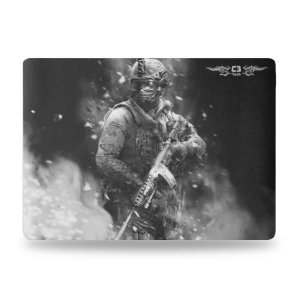 Mouse Pad Gamer 30 x 40 x 0,2cm C3Tech MP-G100