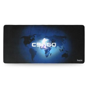 Mouse Pad Gamer CS:GO 320mm x 650mm Suprint Informática