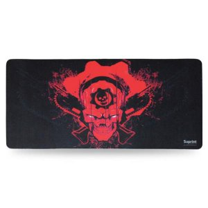 Mouse Pad Gamer Gears of War 320mm x 650mm Suprint Informática