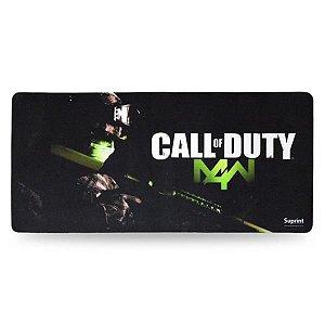 Mouse Pad Gamer Call of Duty 320mm x 650mm Suprint Informática