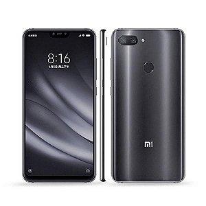 Celular Xiaomi Mi 8 Lite 64Gb - Preto