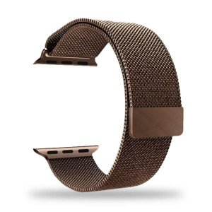 Pulseira Apple Watch 42mm Metal Bronze