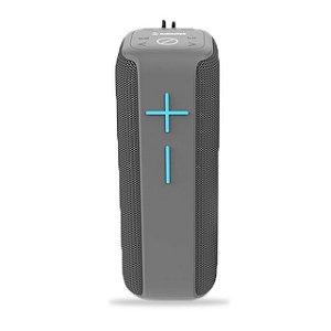 Caixa de Som Bluetooth 10W Kimaster K450 Cinza