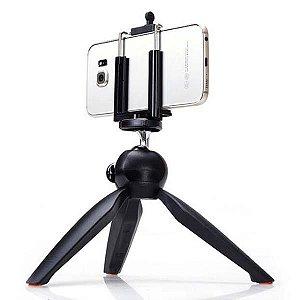 Mini Tripé Para Celular ou Câmera XH-228 YUNTFNG