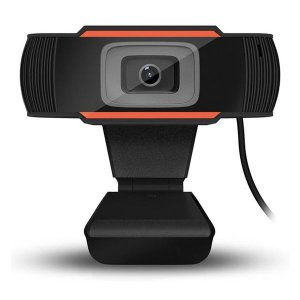 WebCam Full HD 1080p Digital PC Câmera Com Microfone