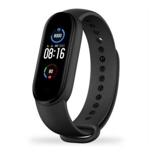 Pulseira Smart Xiaomi Mi Band 5 para iOS e Android