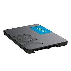SSD 120GB CRUCIAL