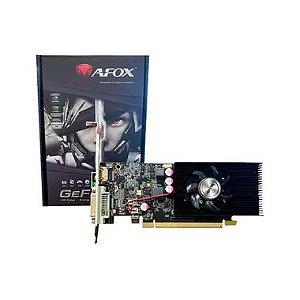 PLACA DE VIDEO PCI-E NVIDIA GT 1030 2GB GDDR5 64B AFOX