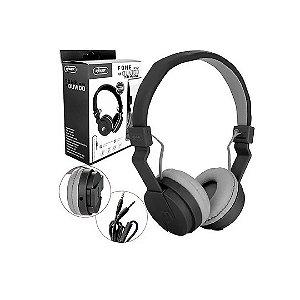 Fone de ouvido c/ microfone KP-428 knup