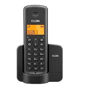 Telefone s/Fio TSF 8001 Preto Elgin