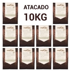 Kit Atacado Café Especial Campos Altos Moído 10 KG - 20 Pacotes 500 gramas