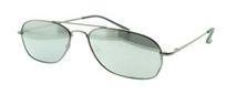 Óculos Solar Masculino VC10101 Prata Espelhado
