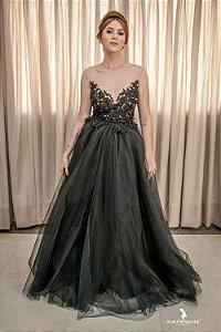 Vestido Debutante Tomara que Caia - Farthingale