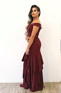 Vestido Tomara que Caia Jabour - Farthingale