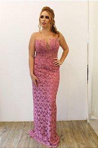 Vestido Crushed - Farthingale