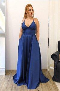 Vestido Alcinha com recortes - Farthingale