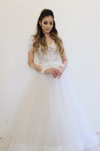 Vestido Noiva Saia em Tulê - Farthingale