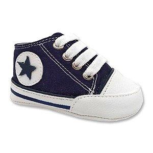 Tênis bebê Star Azul