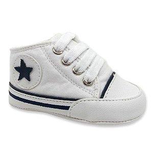 Tênis bebê Star Branco