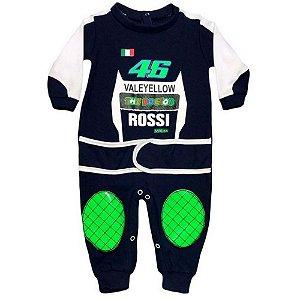 Macacão Suedine Valentino Rossi MOTO GP