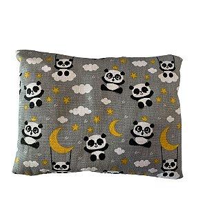 Bolsinha Térmica de Sementes - Panda