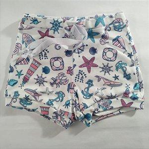 Shorts Malha Mar
