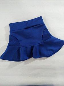 Saia New Prene Liso Azul