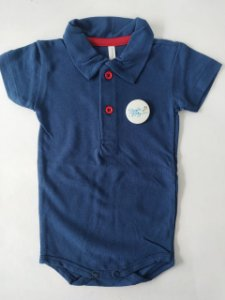 Body Polo Azul
