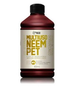 Multiuso Concentrado Neem Pet 450ml - Preserva Mundi