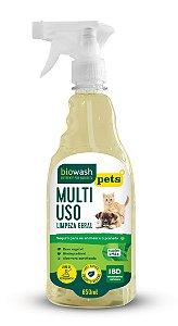 Multiuso Capim Limão para limpeza geral 650ml - Biowash