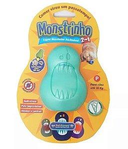 Brinquedo Mordedor Recheável Monstrinho – Pet Games