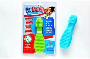 Brinquedo Mordedor Pet Escova – Pet Games